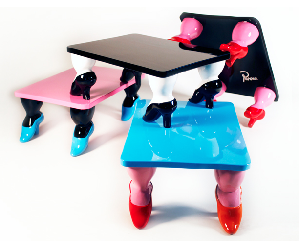 Parra Fly Coffee Table Case Studyo