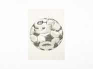 ROYAL JARMON 2020 Silk screen on paper 29,7 x 21 cm (unframed) Edition of 40