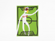 MAJA DJORDJEVIC 2020 Silk screen on paper 29,7 x 21 cm (unframed) Edition of 40